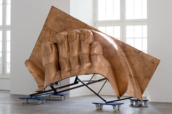 Danh Vo, 《We the People》 照片:Contemporary Art Daily提供