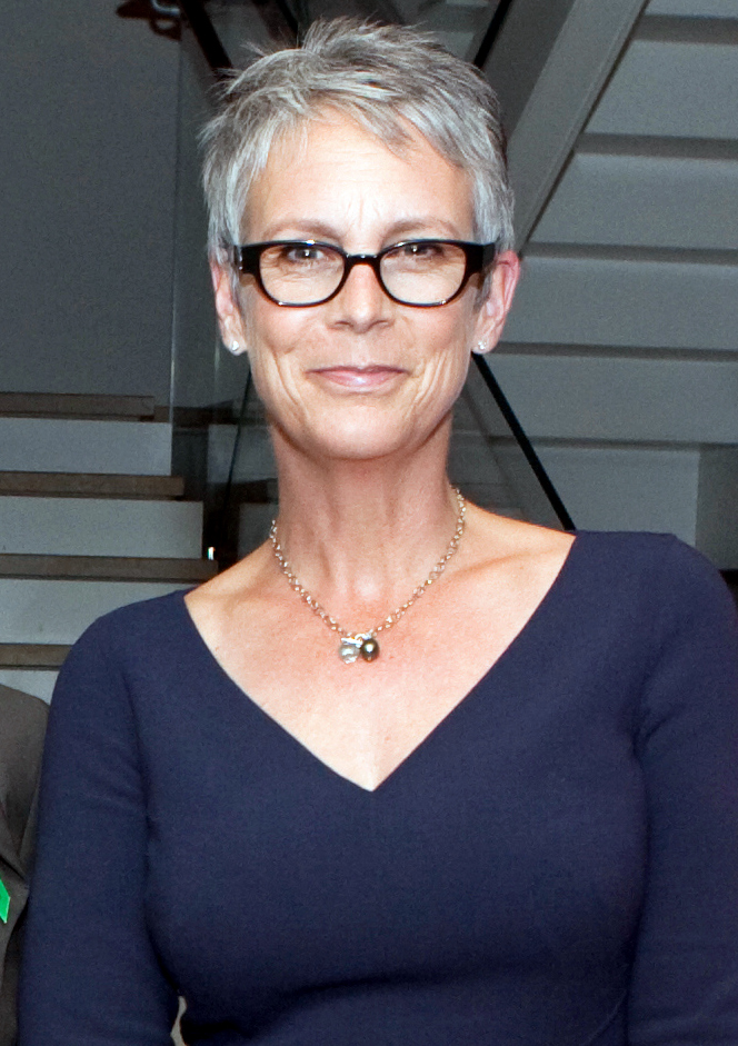 杰米·李·柯蒂斯(Jamie Lee Curtis) 图片来源:Wikipedia