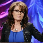 莎拉·佩林(Sarah Palin) 图片:Hyoung Chang, courtesy the Denver Post/Getty Images