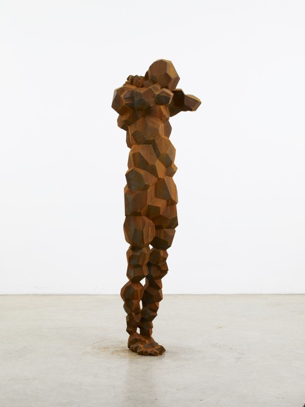 安东尼·格姆布雷《积累》(2011). © Antony Gormley,图片:Stephen White, London Courtesy: Sean Kelly, New York.