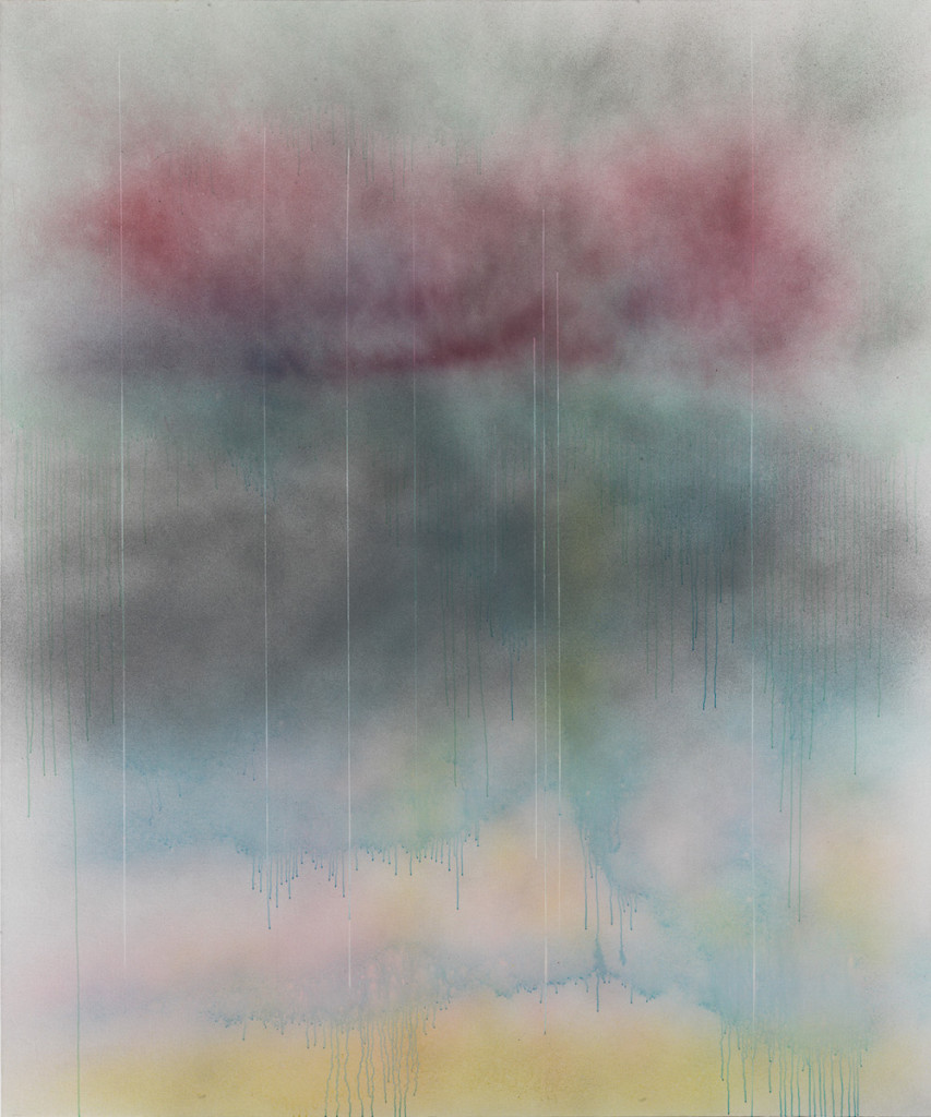 Qiu Xiaofei Cloud and Mist, 2015 No. 62654 Format of original photography: high res tiff Photographer: