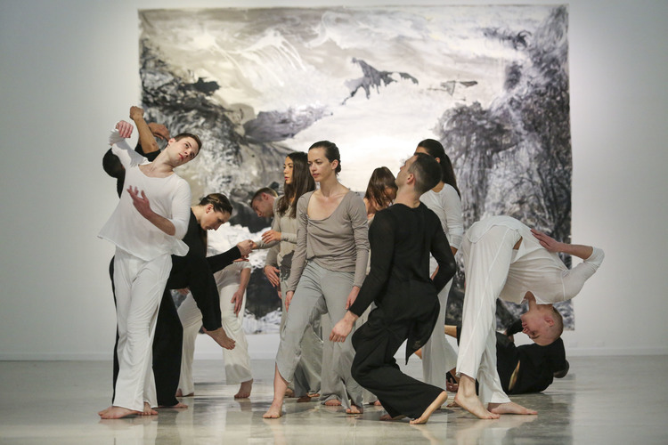Shen Wei performance at Freedom Tower, December 3, 2014