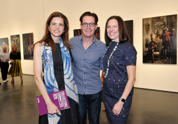 Desiree-Gruber-Kyle-MacLachlan-Collectors-Committee-Chair-Ann-Colgin