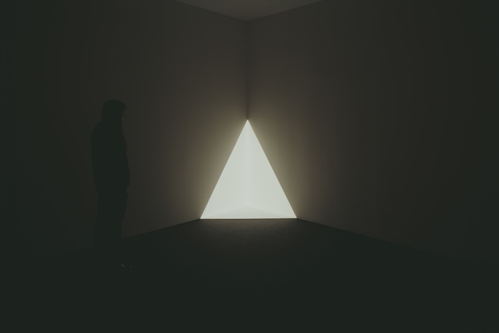 James Turrell Gard, White, 1967 view 2 No. 70000 Photographer: Florian Holzherr