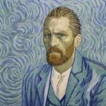 Robert Gulaczyk扮演的文森特·梵高。图片:Courtesy Good Deed Entertainment and Loving Vincent