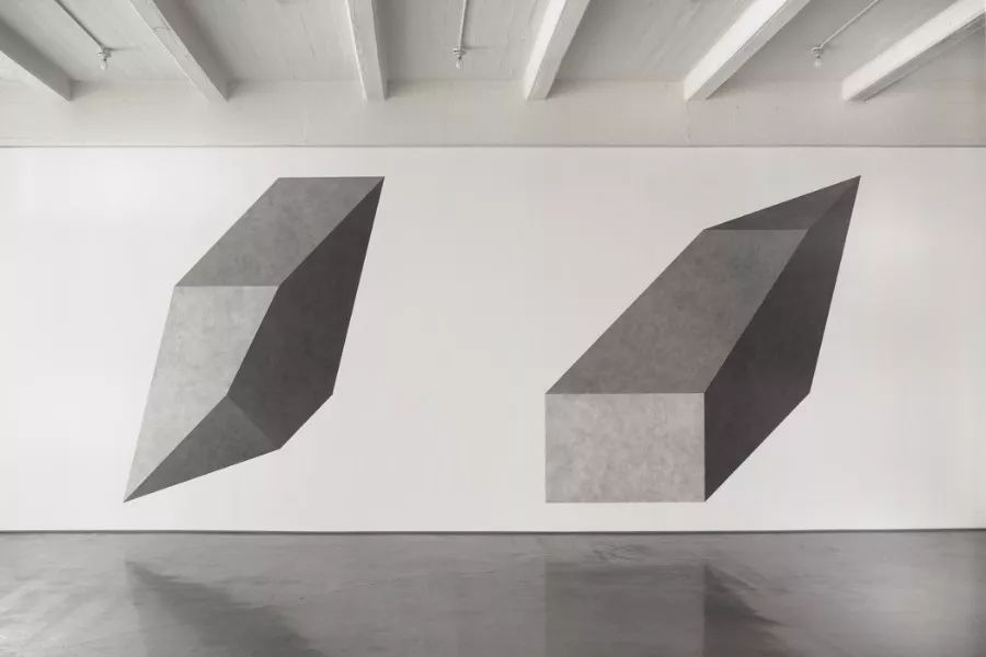Sol LeWitt,Dia:Beacon现场图。 图片:©The LeWitt Estate / Artists Rights Society(ARS),纽约。 Bill Jacobson工作室,纽约