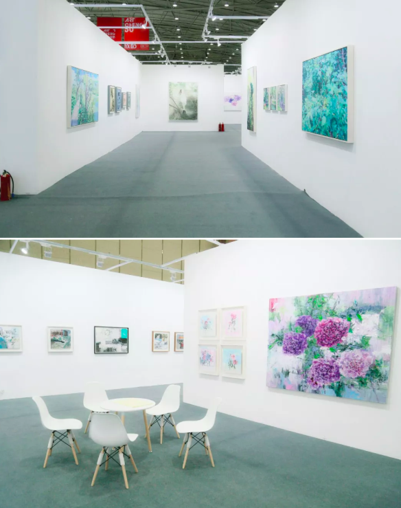 2019 Art Chengdu,Z Project展位