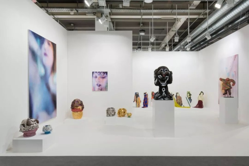 Art Basel 2018,Salon 94展位图