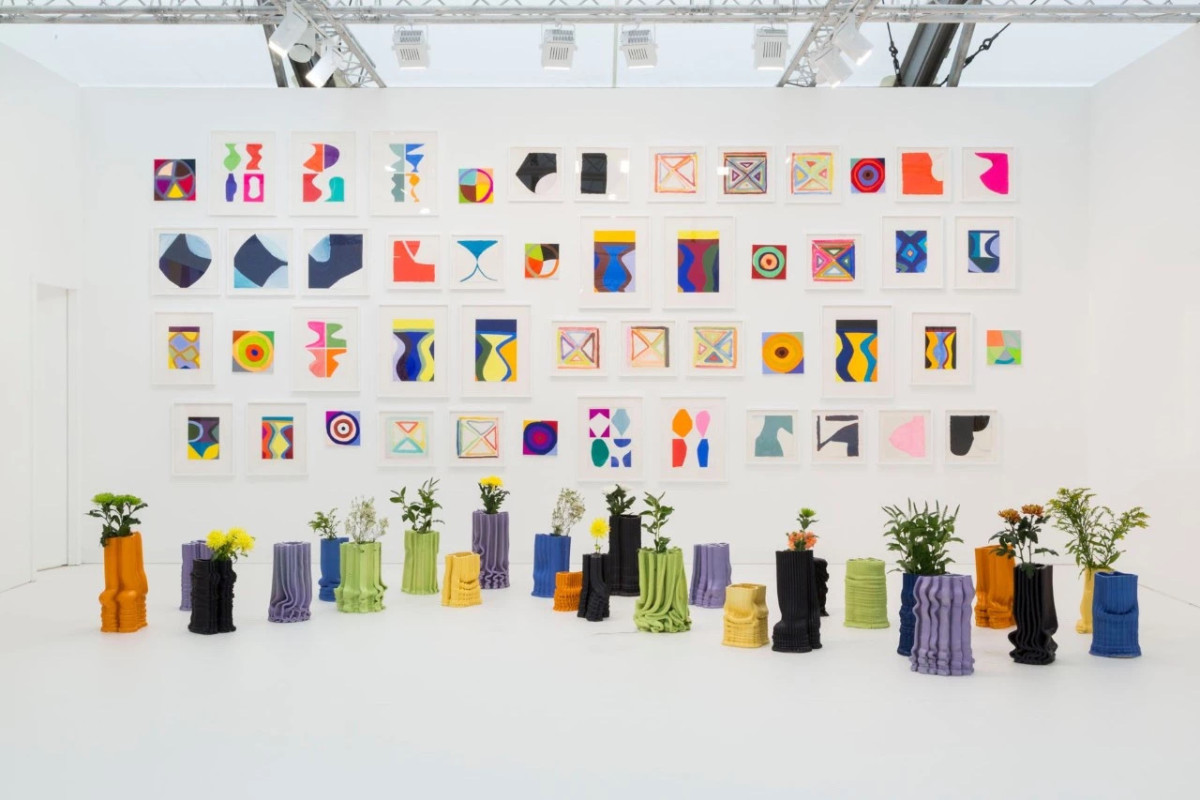 Frieze London 2017,Salon 94展位图